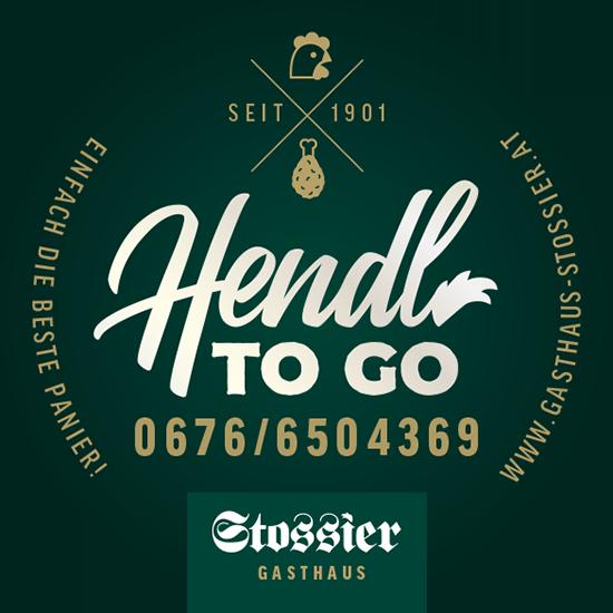 Hendl to go - unser berühmter Backhendl-Lieferservice 2