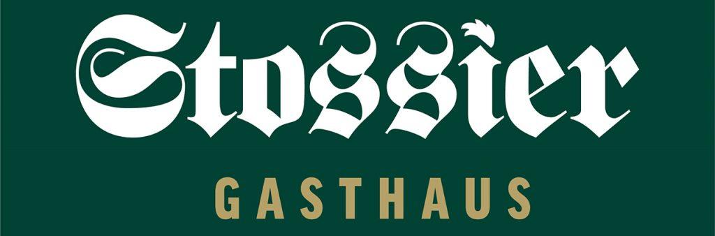 Gasthaus Stossier in Klagenfurt / Wölfnitz - Logo klassisch schmal